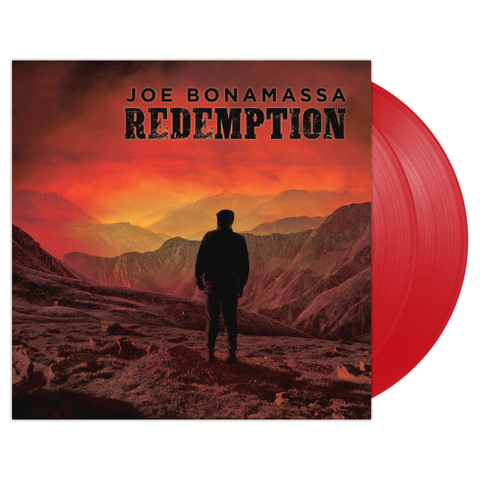 Joe Bonamassa ‎/ Redemption (Coloured Vinyl)(2LP)