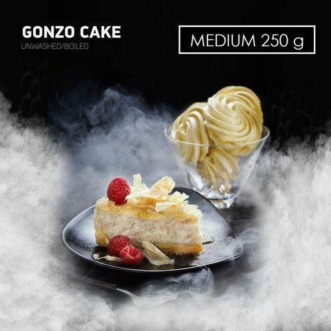 Табак Dark Side MEDIUM GONZO CAKE 250 г