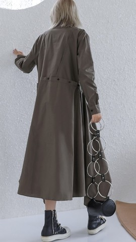 Shirt-Dress «EDELUR»