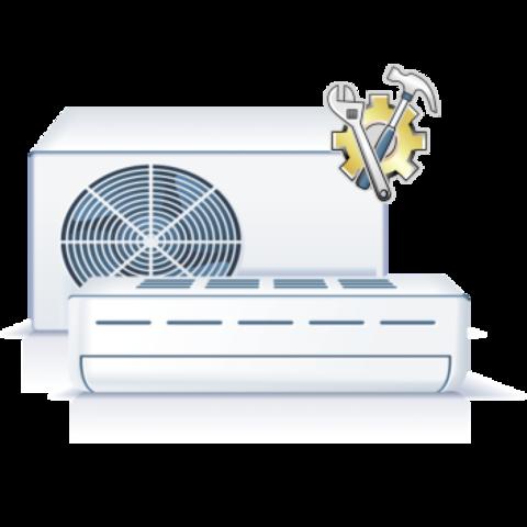 Обслуживание фанкойла свыше 8 кВт - 1 раз в год