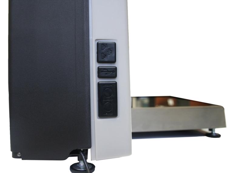 Весы с печатью этикеток Масса-К MK-RL10-1 003