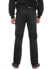 1-1560 джинсы мужские, черные