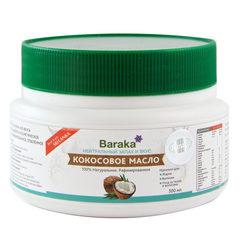 Baraka, Масло кокоса рафинированное, 100% натуральное, 300мл