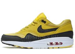 Кроссовки мужские Nike Air Max 87 Yellow Black