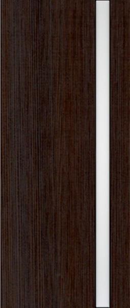 Ладора,3-1, Африканский орех - Белое стекло