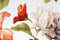 Ткань для штор Bering Cassis (Беринг Классик) C 07 Orange