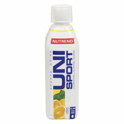Нутренд Юниспорт / 500 мл / лимон