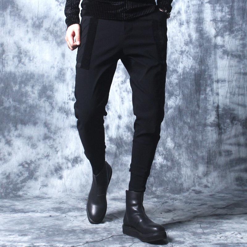 брюки корейских дизайнеров