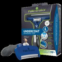 Фурминатор для собак крупных короткошерстных пород, FURminator Dog Undercoat L Short Hair 12 YA