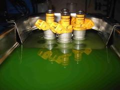 Промывка инжекторов, очистка форсунок