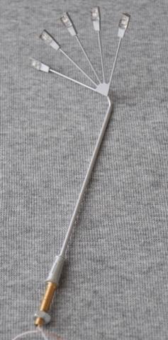 СвеТТофор 87606 Фонарь освещения (5 плафонов), холодный белый, НО