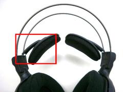 Накладки для наушников для Audio-Technica ATH AD1000, AD2000, A900, A700