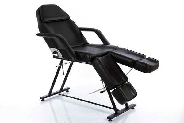 Косметологическое кресло-кушетка RESTPRO Beauty-2 Black фото