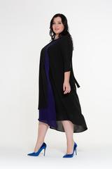 Платье Танго с асимметричным низом 418077