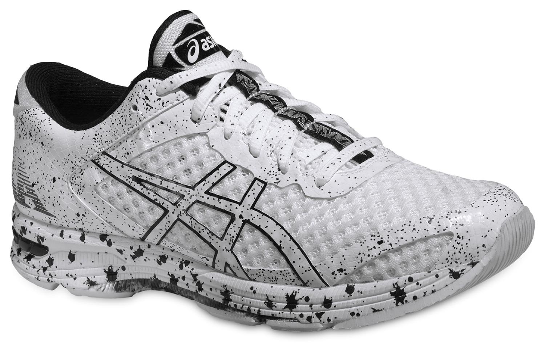 Женские беговые кроссовки Asics Gel-Noosa Tri 11 (T676Q 0101) белые фото