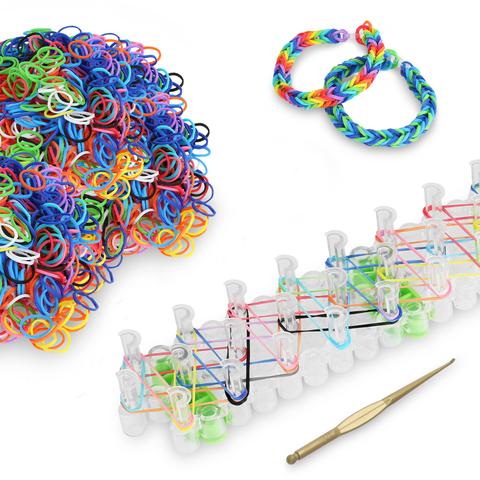 Набор для плетения браслетов Loom Bands