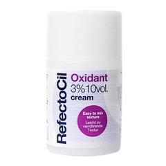RefectoCil Oxidant Cream - Кремовый оксидант 3% для окрашивания бровей и ресниц
