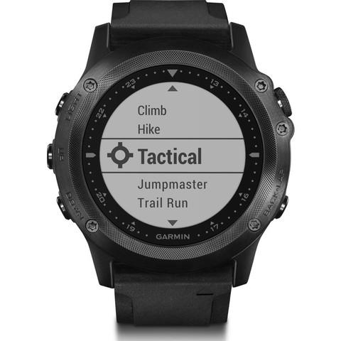 Купить Военно-тактические часы Garmin Tactix Bravo 010-01338-0C (силикон) по доступной цене