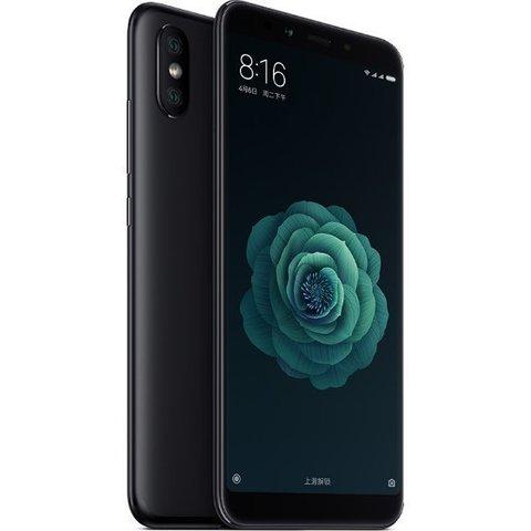 Xiaomi Mi A2 4GB/64GB (Black/Черный)