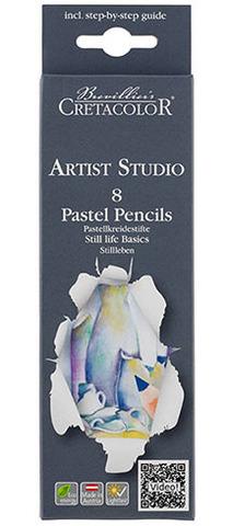 Набор пастельных карандашей