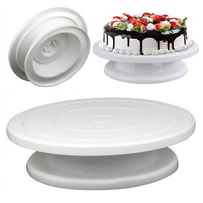 Поворотный столик для торта