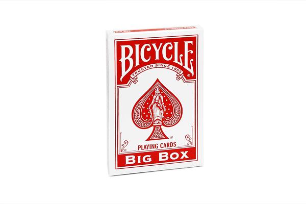 Bicycle Big Box red