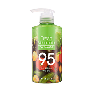 MISSHA Fresh Vegetable Soothing Gel