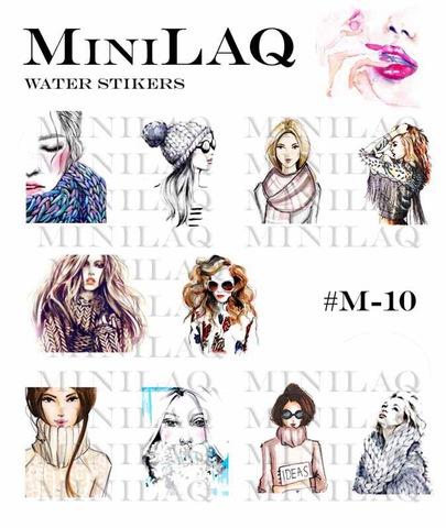 Слайдер дизайн MiniLAQ #010