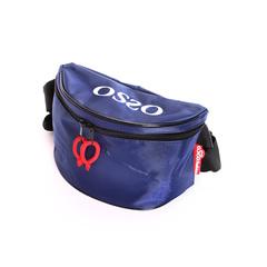 Ossofashion сумка для лакомств на пояс Средняя без карманов 14х24 см