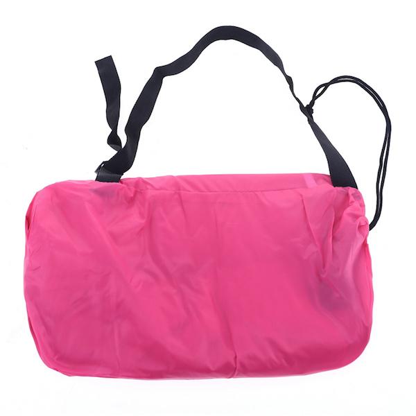 Ламзак помещается в небольшой рюкзак