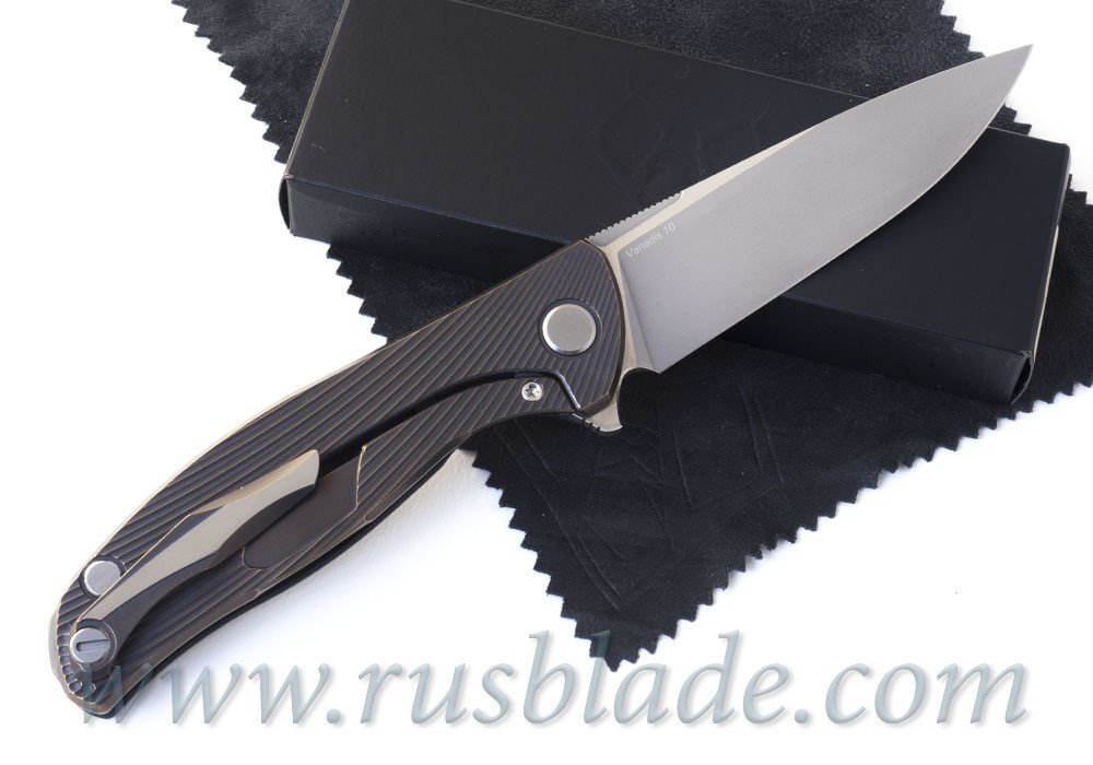 Shirogorov HATI #22 Vanadis 10 CF Custom Division