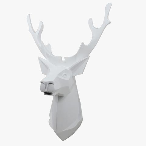 Настенный декор Decor Голова оленя H13S0624