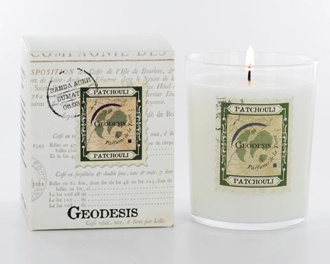 Ароматическая свеча Geodesis Patchouli