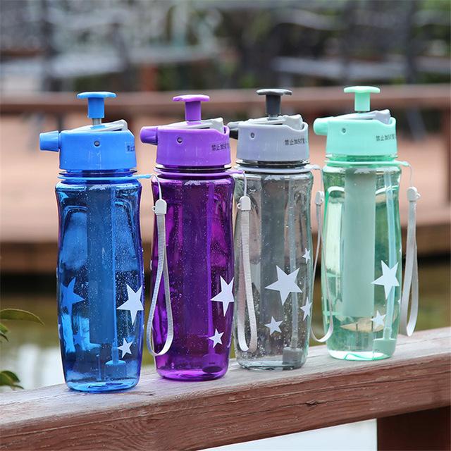 Для отдыха/путешествий Спортивная бутылка с распылителем 650 мл. bottle_all.jpg