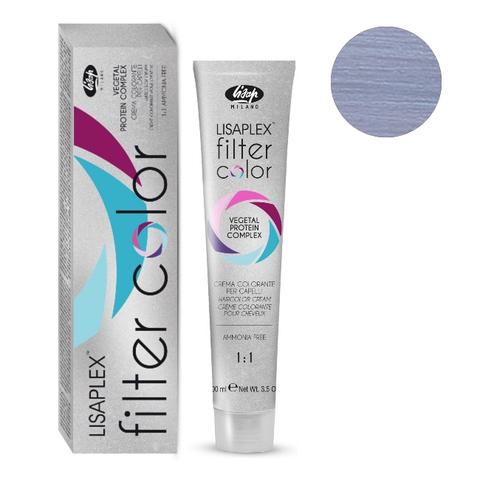 Оттенок жемчужный металлик Крем-краситель для волос Lisaplex Filter Color 100мл