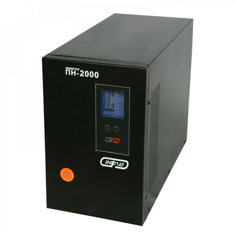 ИБП Энергия ПН 2000 (монохромный дисплей)