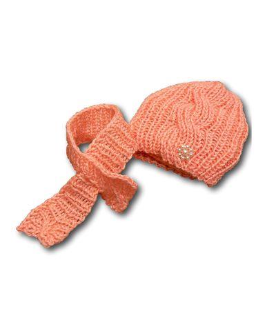Шапка и шарф - Розовый. Одежда для кукол, пупсов и мягких игрушек.
