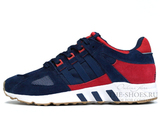 Кроссовки Мужские ADIDAS Equipment Running Support Navy Red