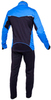 Мужской утепленный лыжный костюм Nordski Premium (NSM300700) синий фото
