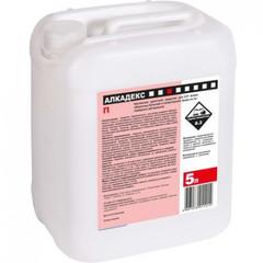 Профессиональная химия Алкадекс П 5л,д/CIP-мойки бутылей,кондитерскихформ