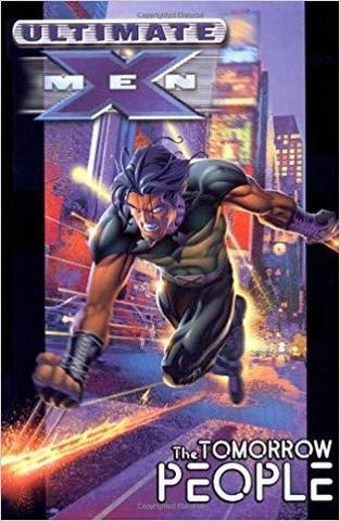 Ultimate X-Men, Vol. 1: The Tomorrow People TPB
