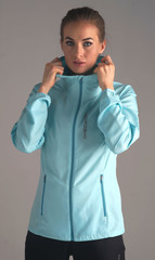 Беговая куртка с капюшоном Nordski Run Light Breeze женская