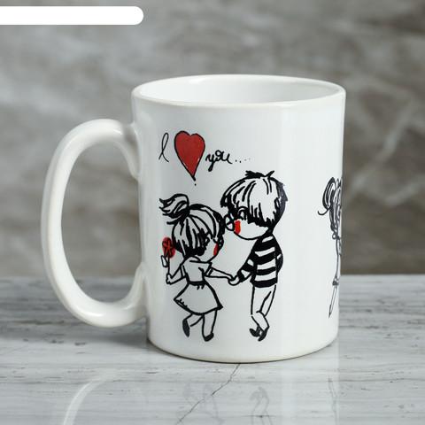 3891956 Чашка с любовью 0,15л