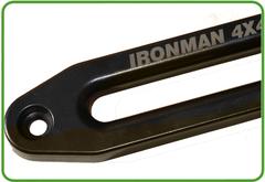 Клюз алюминиевый Ironman