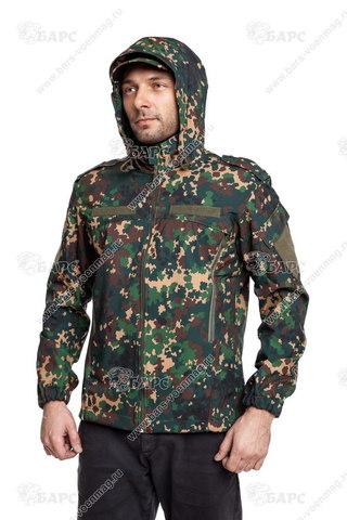 Куртка «Softshell» Излом