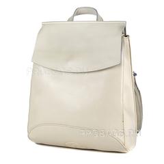 Рюкзак женский PYATO K-8888 Молочно-белый