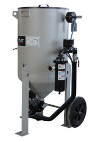 Абразивоструйная установка DSG®-250 литров с дистанционным управлением