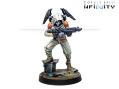 Raoul Spector, Mercenary Operative (Boarding Shotgun)