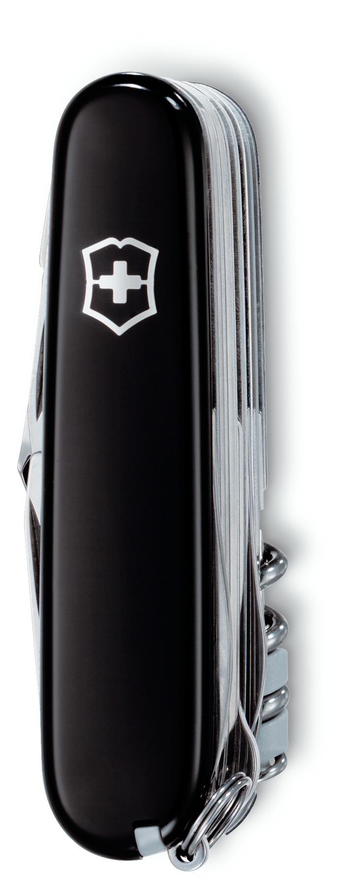 SwissChamp Victorinox, чёрный (1.6795.3)