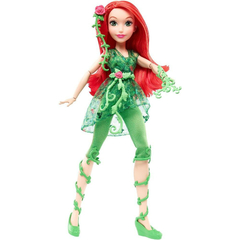 Кукла Пойзон Иви (Poison Ivy) Школа супер Героинь - DC Super Hero Girls, Mattel